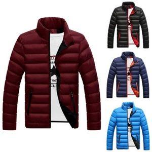 Other - Mens Winter Warm Padded Down Jacket Ski Jacket